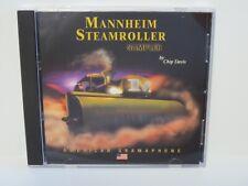 MANNHEIM STEAMROLLER ~ CHIP DAVIS ~ SAMPLER ~ 2002 ~ CD