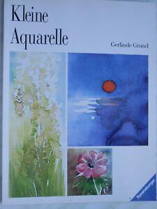 Buch Aquarelle malen,28,5 x 21,5 cm