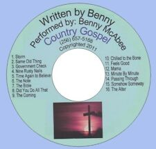 country gospel Music Benny Mcabee Alabama Southern CD