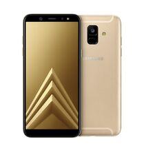 Samsung Galaxy A6+ (2018) in Gold Handy Dummy Attrappe  Requisit, Deko, Werbung