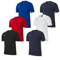 Nike Boys T Shirts TShirt Crew Top Football Jersey Club 19 Kids Training Tops