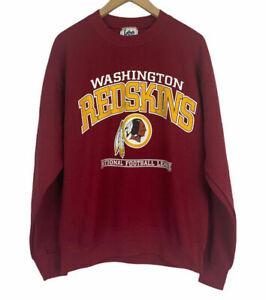 Washington Redskins Sweatshirt Nutmeg NFL Vintage Hooded Sweatshirt Hot Trend
