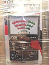 Nsi Battery Tester Tes-Mtbtl Qty 10
