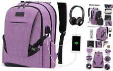 Tzowla Travel Laptop Backpack Waterproof Business Work School College Bag Daypac