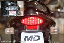 1999 - 2007 Suzuki Hayabusa & 2003-2006 Katana Sequential LED Tail Light Smoke