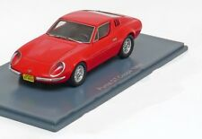 VW VOLKSWAGEN DO BRASIL PUMA GT COUPE 1969 RED NEO 46155 1/43 ROUGE ROT ROSSO