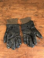 Vietnam USAF U.S.Army Pilot Flight Motorcycle Gloves Size Medium 1965