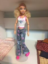 Mattel 1990s Barbie FASHION AVENUE Tagged Doll Outfit Pants Shirt Shoes