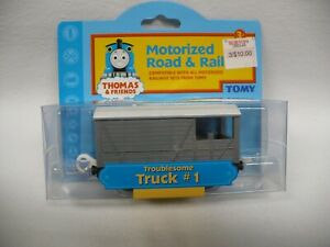 Thomas & Friends Trackmaster 'Truck #1' Motorized Road & Rail by Tomy