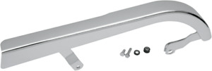 Drag Specialties Chrome Upper Belt Guard 00-05 Harley Dyna FXD FXDC FXDX FXDWG