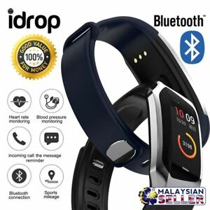 CRAZYBOSS idrop E18 IP67 Sports Health Smart Watch Bluetooth Waterproof