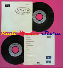 LP 45 7'' PET SHOP BOYS Always on my mind Do i have to? 1988 france *cd mc dvd