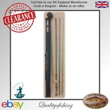 CLEARANCE: Malcolm Grey of Alnwick 3 Piece Rod 10' #8