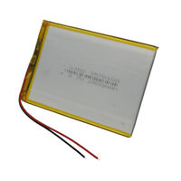 3.7V 2800 mAh Polymer rechargeable Li-ion battery For GPS iPAQ Tablet PC 3570100