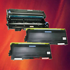 Toner Cartridge TN-570 & Drum DR-510 for Brother 3 Pack