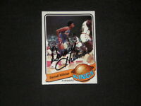 DARNELL HILLMAN 1979-1980 TOPPS SIGNED AUTOGRAPHED CARD #47 KINGS