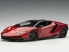 AutoArt 1/18 Lamborghini CENTENARIO Rosso Efesto Metallic RED NEW 79112 Auto Art