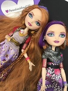 Ever After High Poppy and Holly O'Hair Daughters of Rapunzel 1st Chapter