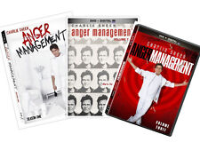 Anger Management Complete TV Series Seasons 1 & 2 (Volumes 1 2 3) NEW DVD SET