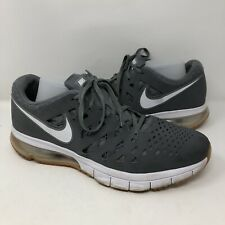 Nike Air Trainer 180 Mens Shoes Cool Grey White Gum Med Brown 916460 002 Size 13