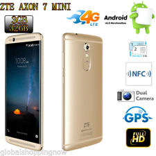 5.2'' ZTE Axon 7 Mini 4G Android 6.0 3GB+32GB Cellulari GPS Hifi NFC Dual SIM IT