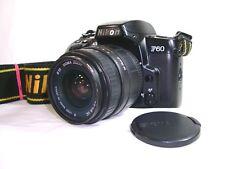 【 Good!! 】NIKON F60 SIGMA ZOOM 24-70mm f 3.5-5.6  from Japan