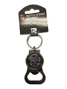 New England Patriots 2017 Super Bowl LI 51 Aminco Metal Bottle Opener Keychain