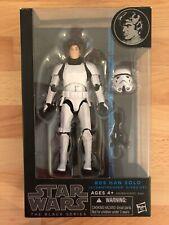 Star Wars Black Series 6 Inch Han Solo Stormtrooper