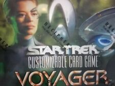 Star Trek CCG Voyager SINGLES 2nd TIER Select Choose NrMint-MINT