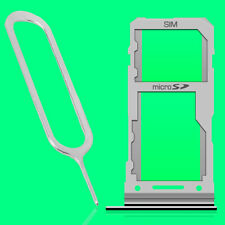 Superior Quality Sim and Memory Card Tray Holder for At&T Lg G6 H871 Smartphone