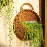 Flower Planter Wall Hanging Basket Ornamental Vases Garden Outdoor Indoor Holder