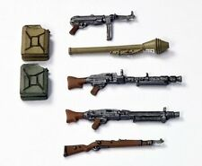 Miniature German Weapons Set Toy Soldier Diorama King & Country PM068-69-70 Set