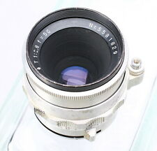 CARL ZEISS JENA 50MM F/2.8 LENS FOR EXAKTA