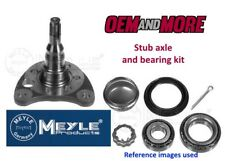 MEYLE RIGHT REAR WHEEL STUB AXLE & BEARING KIT VW CORRADO VR6 GOLF MK3 GTI VR6