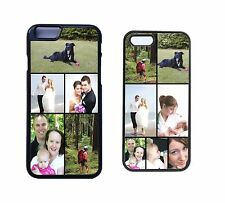 PERSONALISED CUSTOM PRINTED Phone Case Cover Collage photo iPhone 4 5 6 7 8 +