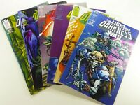 Epic THE LIGHT AND DARKNESS WARS #1-6 Complete TOM VEITCH LOT VF/NM Ships FREE!