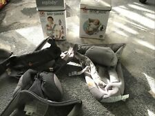 Ergobaby Four Position 360 Cool Air Unisex Baby Carrier & Infant Insert - Grey