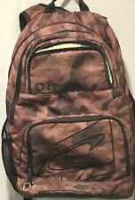 ONEIL Backpack Camo with green liner/ I SHIP FAST