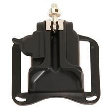 1x Fast Loading Holster Hanger Waist Belt Buckle Mount Clip For DSLR Camera JA