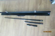 BCE JIMMY WHITE 3/4 CUE WITH HARD CASE