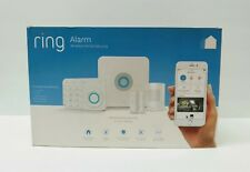 NEW Ring Alarm 8 Piece Home Security Kit Works With Alexa 4K11-S70ENH  FREE SHIP