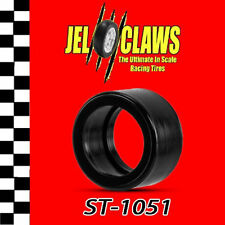ST1051 - 1/32 Scale Jel Claws Slot Car Racing Tires. Fit Fly C5 Corvette