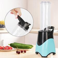 Smoothie Maker 600ml Jug Blender Fruit Protein Mixer Juicer Processor Bottle NEW