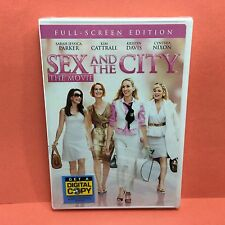 Sex and the City The Movie (DVD/2008/Full Frame) Parker/Cattral/Davis/Nixon NEW