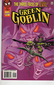 Green Goblin 5 February 1996 Marvel Comics USA $1.95