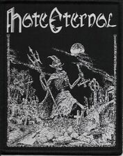 HATE ETERNAL-THORNCROSS-WOVEN PATCH-death metal