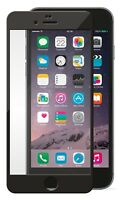 Tech-Guard Gorilla Glass Screen Protector for iPhone 6 Plus - Black/Clear