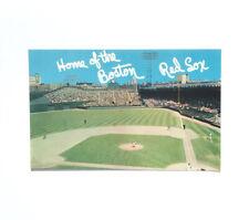 Fenway Park, Home of the Boston Red Sox, Baseball Stadium