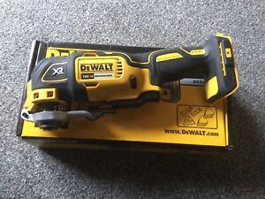 Dewlt XR Brushless 18V Multi Tool DCS355