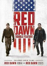 Red Dawn Double Feature: Red Dawn (DVD, 2015, 1984/Red Dawn 2012)